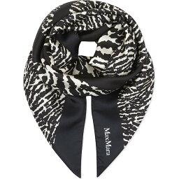 マックスマーラ マックスマーラ max mara レディース アクセサリー スカーフ・マフラー【heart print silk scarf】Grey