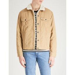 リーバイス リーバイス メンズ アウター ジャケット【type iii sherpa trucker corduroy jacket】True chino cord better