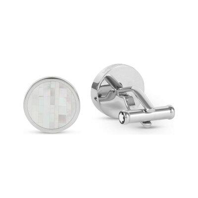 モンブラン montblanc メンズ カフス・カフリンクス【creative cufflinks】Silver