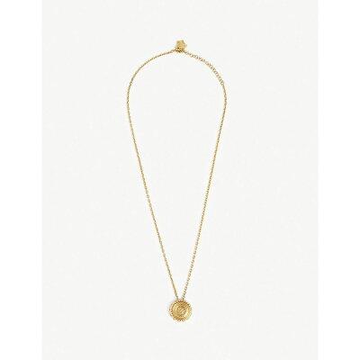 ヴェルサーチ versace メンズ ジュエリー・アクセサリー ネックレス【medusa necklace】Gold