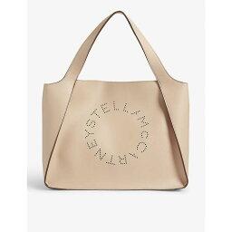 ステラマッカートニー マザーズバッグ ステラ マッカートニー STELLA MCCARTNEY レディース トートバッグ バッグ【stella logo small vegan-leather tote bag】Powder