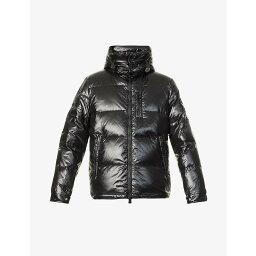 ボーイロンドン ボーイロンドン BOY LONDON メンズ ダウン・中綿ジャケット アウター【Markham logo-embroidered shell-down jacket】BLACK