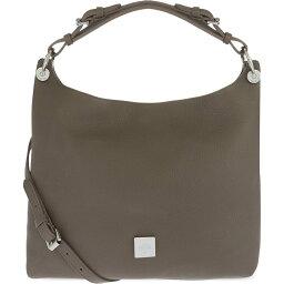 ショルダーバッグ マルベリー mulberry レディース バッグ ショルダーバッグ【freya small leather hobo bag】Taupe