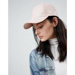 ニューエラ ニューエラ New Era レディース 帽子 キャップ【9Forty Pink Perforated PU Cap】Pink perforated pu