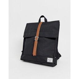 ハーシェルサプライ ハーシェルサプライ レディース バッグ バックパック・リュック【Herschel Supply Co City Backpack in Black】Black