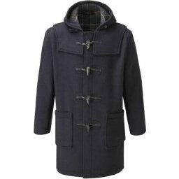 モンゴメリー モンゴメリー Original Montgomery メンズ コート ダッフルコート アウター【Classic Fit Duffle Coat with Horn Toggles】navy