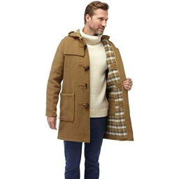 モンゴメリー モンゴメリー Original Montgomery メンズ コート ダッフルコート アウター【Classic Fit Duffle Coat with Horn Toggles】camel