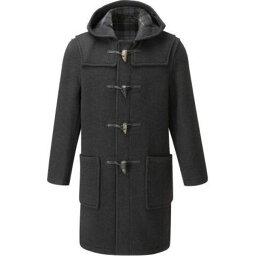 モンゴメリー モンゴメリー Original Montgomery メンズ コート ダッフルコート アウター【Classic Fit Duffle Coat with Horn Toggles】charcoal