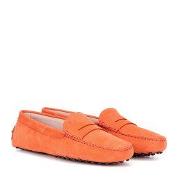 トッズ トッズ Tod's レディース シューズ・靴 ローファー【Gommino suede loafers】