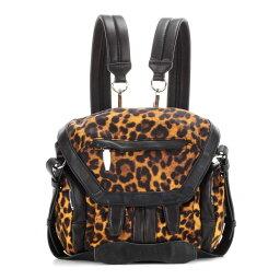 アレキサンダー・ワン アレキサンダー ワン Alexander Wang レディース バッグ バックパック・リュック【Marti Mini printed leather-trimmed backpack】