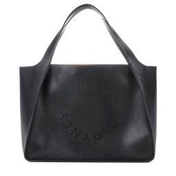 ステラマッカートニー マザーズバッグ ステラ マッカートニー レディース バッグ トートバッグ【Stella Logo tote】Black
