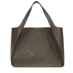 ステラマッカートニー マザーズバッグ ステラ マッカートニー レディース バッグ トートバッグ【Stella Logo tote】Khaki