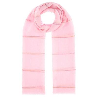 ロロピアーナ レディース マフラー・スカーフ・ストール【Positano cashmere and cotton scarf】Rose