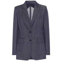 マックスマーラ マックスマーラ レディース アウター スーツ・ジャケット【Ermes wool blazer】Denim