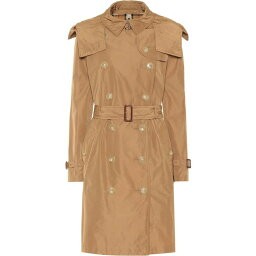 バーバリー バーバリー Burberry レディース トレンチコート フード アウター【Hooded trench coat】Camel