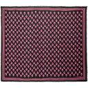 アレキサンダーマックイーン アレキサンダー マックイーン Alexander McQueen レディース マフラー・スカーフ・ストール 【printed scarf】Black/Pink