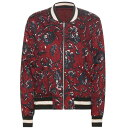イザベルマラン イザベルマランエトワール Isabel Marant, etoile レディース アウター ジャケット【Dabney printed cotton bomber jacket】