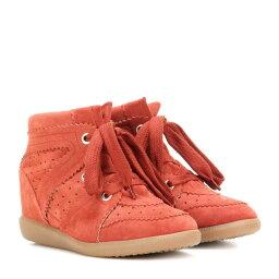 イザベルマラン イザベル マラン Isabel Marant レディース シューズ・靴 スニーカー【Etoile Bobby suede wedge sneakers】