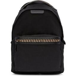 ステラ マッカートニー ステラ マッカートニー Stella McCartney レディース バッグ バックパック・リュック【Black Nylon Chained Backpack】