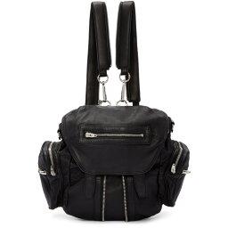 アレキサンダー・ワン アレキサンダー ワン Alexander Wang レディース バッグ バックパック・リュック【Black Mini Marti Backpack】