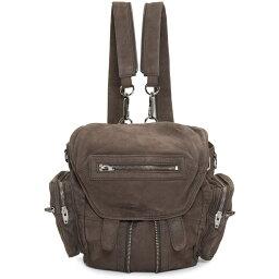 アレキサンダー・ワン アレキサンダー ワン Alexander Wang レディース バッグ バックパック・リュック【Grey Mini Marti Backpack】