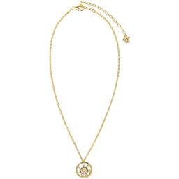 ヴェルサーチ ヴェルサーチ Versace レディース アクセサリー ネックレス【Gold Small Pendant Necklace】