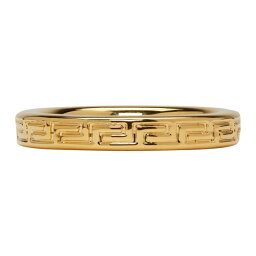ヴェルサーチ ヴェルサーチ Versace メンズ キーホルダー【Gold Greek Key Ring】Gold
