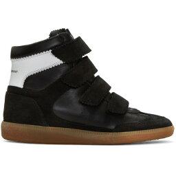 イザベルマラン イザベル マラン Isabel Marant レディース シューズ・靴 スニーカー【Black Suede Bilsy Wedge Sneakers】