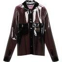 ディオールオム クリスチャン ディオール DIOR HOMME メンズ シャツ トップス【solid color shirt】Black