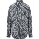 ディオールオム クリスチャン ディオール DIOR HOMME メンズ シャツ トップス【patterned shirt】Grey