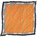 バレンシアガ バレンシアガ BALENCIAGA レディース マフラー・スカーフ・ストール 【square scarf】Orange