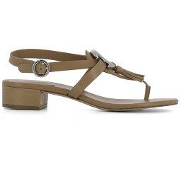 マイケル コース マイケル コース レディース シューズ・靴 サンダル・ミュール【Brown leather sandals】Brown