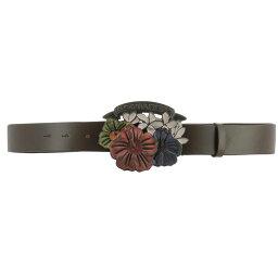 ディースクエアード ディースクエアード レディース ベルト【Brown leather belt】Brown