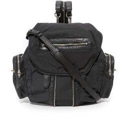 アレキサンダー・ワン アレキサンダー ワン Alexander Wang レディース バッグ バックパック・リュック【Nylon Marti Backpack】Black