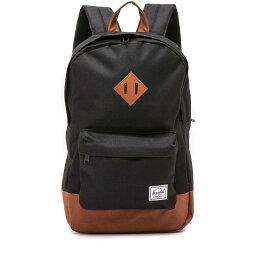 ハーシェルサプライ ハーシェル サプライ Herschel Supply Co. レディース バッグ バックパック・リュック【Heritage Mid Volume Backpack】Black