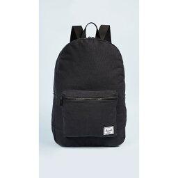 ハーシェルサプライ ハーシェル サプライ レディース バッグ バックパック・リュック【Daypack Backpack】Black