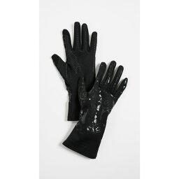 アディダス 手袋(メンズ) アディダス adidas by Stella McCartney レディース 手袋・グローブ【Running Gloves】Black/Reflective Silver
