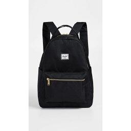 ハーシェルサプライ ハーシェル サプライ Herschel Supply Co. レディース バッグ バックパック・リュック【Nova Mid-Volume Backpack】Black