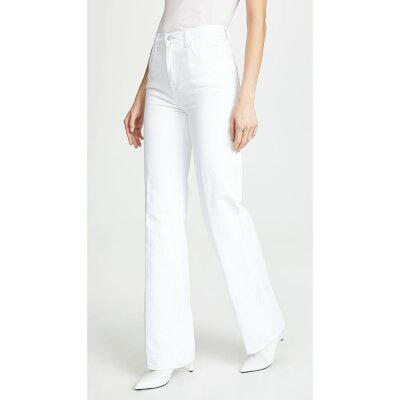 ジェイ ブランド J Brand レディース ボトムス・パンツ ジーンズ・デニム【Joan High Rise Wide Leg Jeans】White