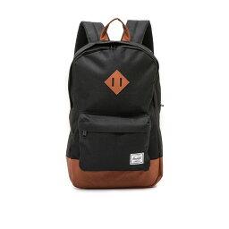 ハーシェルサプライ ハーシェル サプライ Herschel Supply Co. レディース バックパック・リュック バッグ【Heritage Mid Volume Backpack】Black