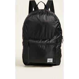 ハーシェルサプライ ハーシェル サプライ Herschel Supply Co. レディース バックパック・リュック デイパック バッグ【Packable Daypack Backpack】Black