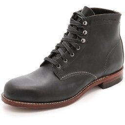 ウルヴァリン ウルバリン1000マイル メンズ シューズ・靴 ブーツ【Wolverine 1000 Mile Boots】Black