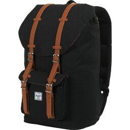 ハーシェルサプライ ハーシェル サプライ レディース バッグ バックパック・リュック【Little America 25L Backpack】Black/Tan