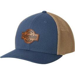 コロンビア コロンビア Columbia メンズ キャップ トラッカーハット 帽子【Rugged Outdoor Mesh Trucker Hat】Dark Mountain/Camel Brown
