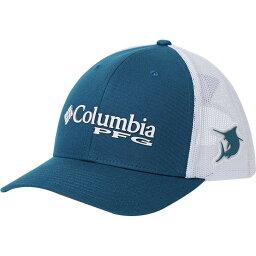 コロンビア コロンビア Columbia メンズ キャップ 帽子【PFG Mesh Snap Back Ball Cap】Dark Turquoise/Marlin