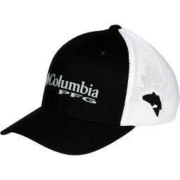 コロンビア コロンビア Columbia メンズ キャップ トラッカーハット 帽子【PFG Mesh Trucker Hat】Black