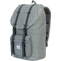 ハーシェルサプライ ハーシェル サプライ Herschel Supply レディース バックパック・リュック バッグ【Little America 25L Backpack】Raven Crosshatch/Black
