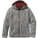 パタゴニア パタゴニア Patagonia メンズ アウター ジャケット【Insulated Better Sweater Full-Zip Hoodie】Stonewash/Cinder Red