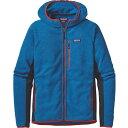 パタゴニア パタゴニア Patagonia メンズ アウター ジャケット【Performance Better Sweater Hooded Fleece Jacket】Bandana Blue