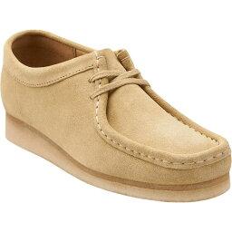 クラークス クラークス Clarks レディース シューズ・靴 スニーカー【Wallabee Shoe】Maple Suede